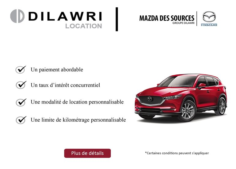 2016 Mazda CX-5 GS FWD Toit Ouvrant sieges Chauffants RearCamera