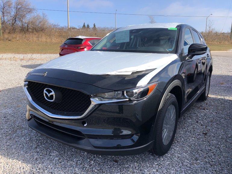 Mazda CX-5 GX AWD at 2019