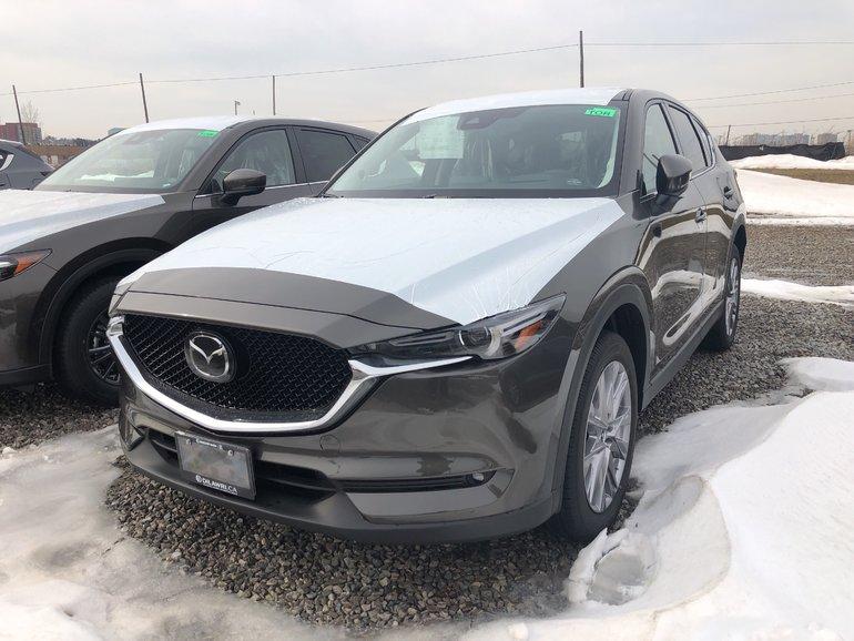 Mazda CX-5 GT AWD 2.5L I4 CD at 2019