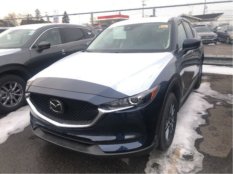 Mazda Des Sources 2019 Mazda Cx 5 Gs Apple Carplay Android