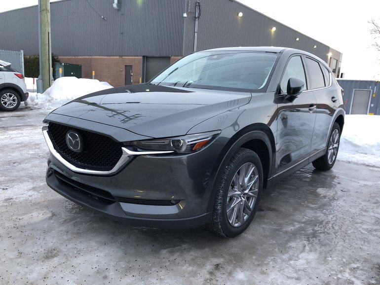 Mazda Des Sources 2019 Mazda Cx 5 Gt Apple Carplay Android Bose