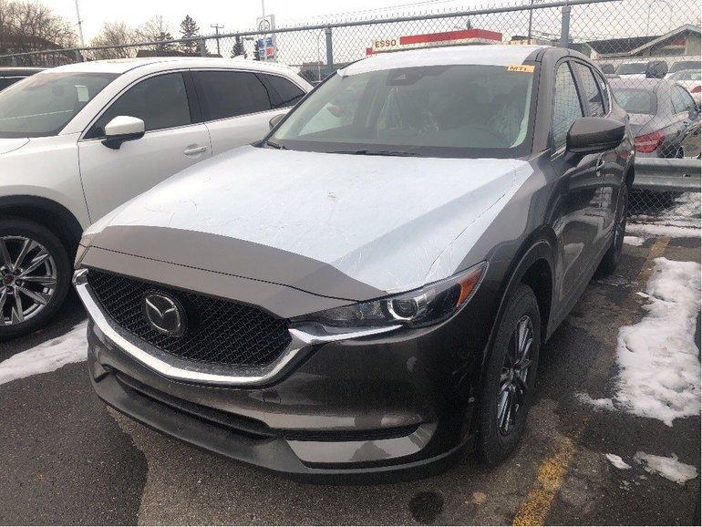 Mazda CX-5 GS Bi/Dual A/C + Apple Carplay + Android 2019