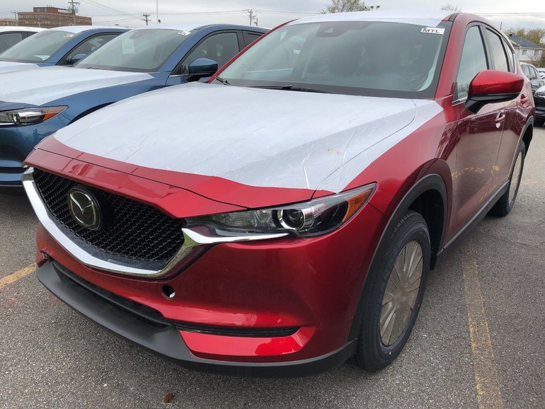 Mazda CX-5 GS Apple Carplay + Android + Groupe Tech Pack 2019