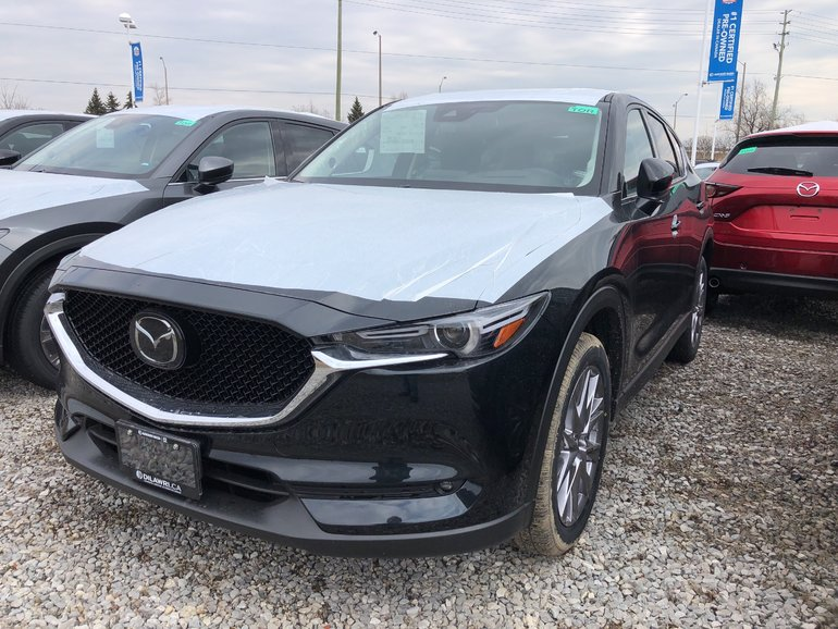 2019 Mazda CX-5 GT AWD 2.5L I4 CD at