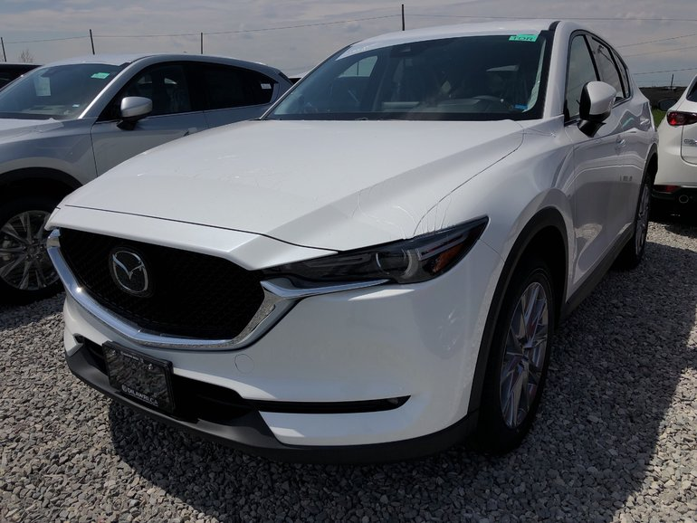Mazda CX-5 GT AWD 2.5L I4 CD at 2019