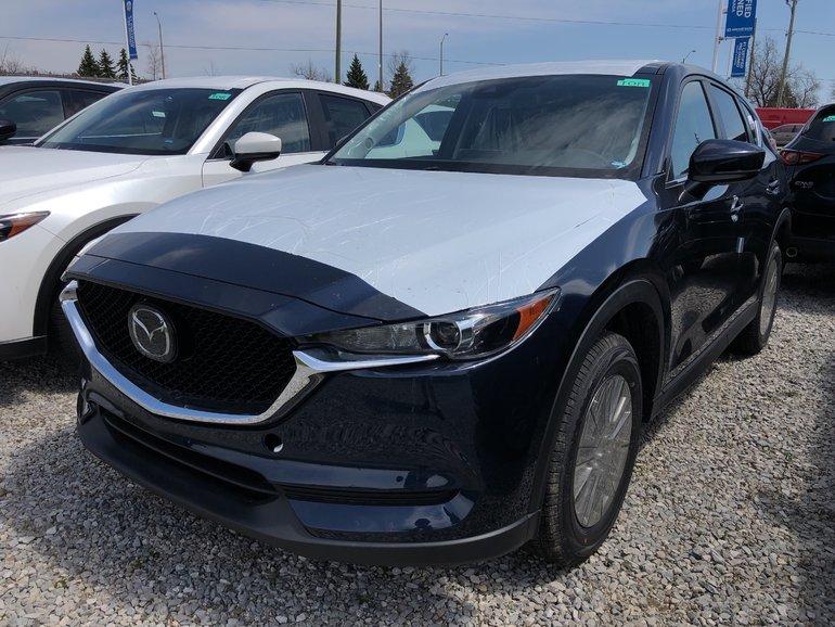 Mazda CX-5 GS AWD at 2019