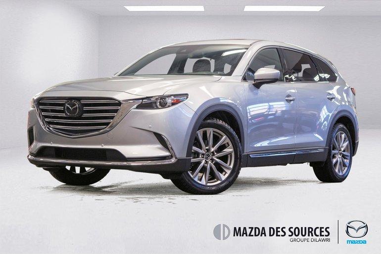 Mazda CX-9 SIGNATURE Véhicules D'occasion Certifiés INCLUS 2018