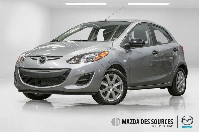 Mazda Mazda2 GX Winter and Summer Tires Included 2013
