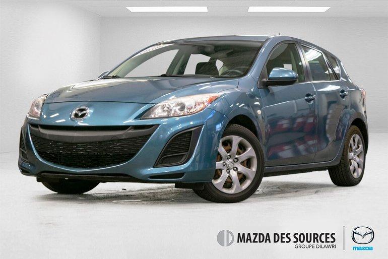 Mazda3 Sport GX MT Electric windows AC 2010