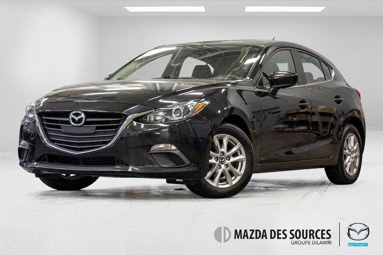 Mazda3 Sport GS AUTO SIEGES CHAUFFANT 2015