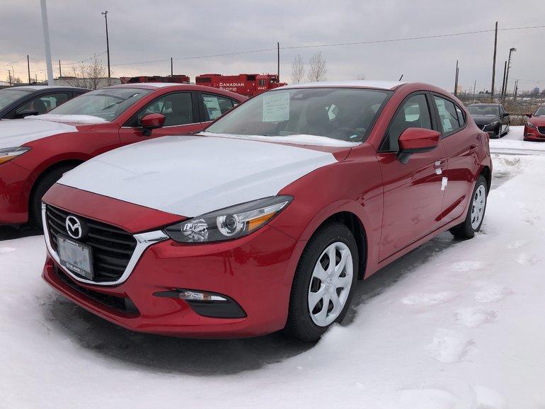 Mazda3 Sport GX 6sp 2018