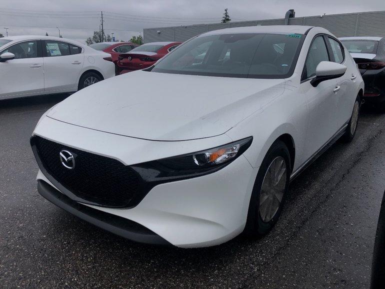 Mazda3 Sport GX at 2019