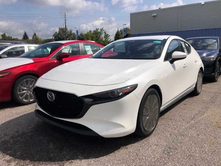 2020  Mazda3 Sport GT at AWD