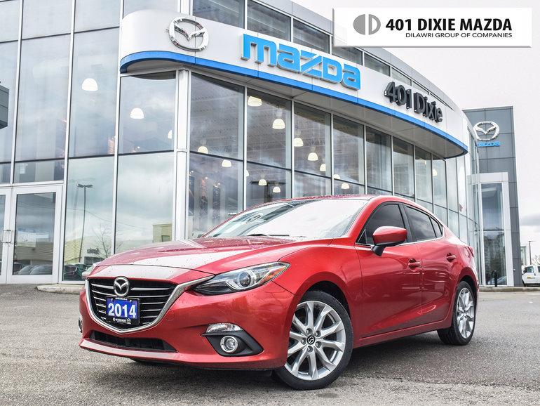 401 Dixie Mazda | Pre-owned 2014 Mazda3 GT-SKY for Sale