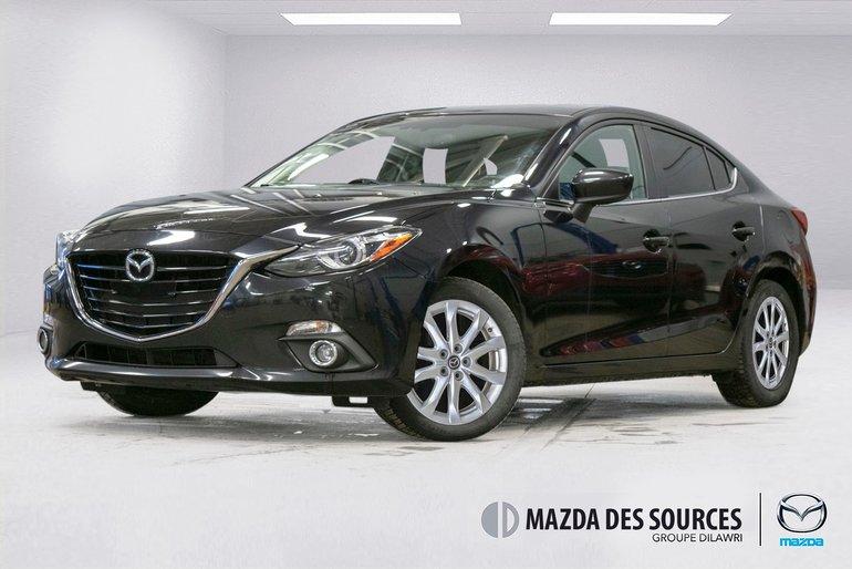 Mazda Mazda3 GT AUTO Groupe Luxe 2015