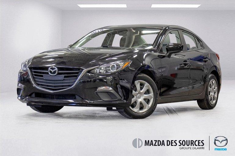 Mazda3 GX AC Bluetooth 2015