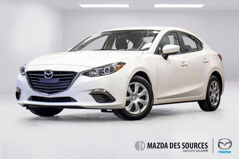 2015 Mazda Mazda3 GX MT AC TRES BAS KM