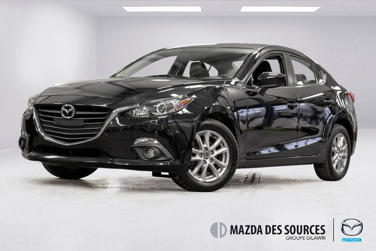 Mazda3 GS Toit Ouvrant Sieges Chauffants 2015