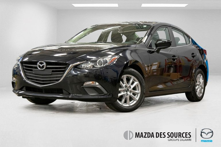 Mazda3 GS Sieges chauffants bluetooth camera recul 2015