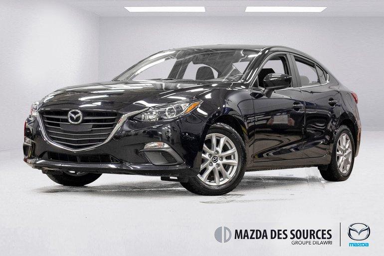 2016 Mazda Mazda3 GS(AUTO) Toit Ouvrant Sieges Chauffants BAS KM