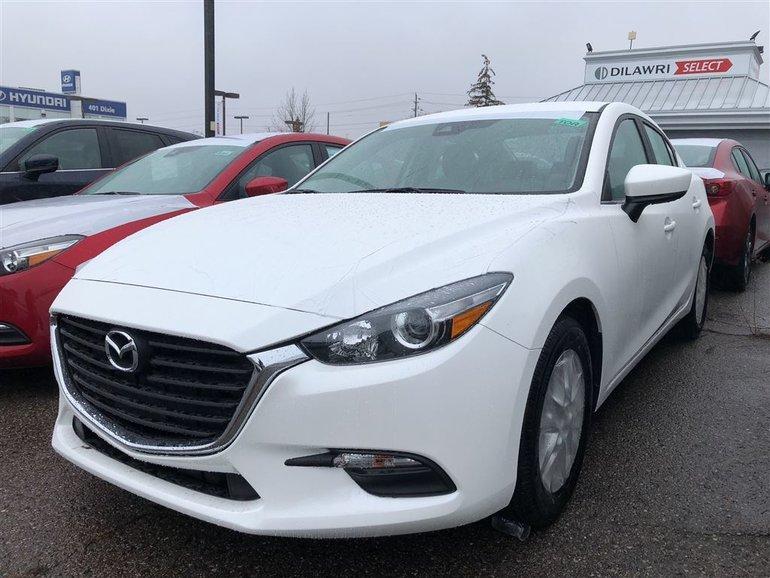 2018 Mazda Mazda3 50th Anniversary at