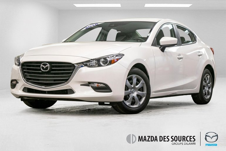 Mazda3 GX (AUTO) Bluetooth RearViewCamera BAS Km 2018
