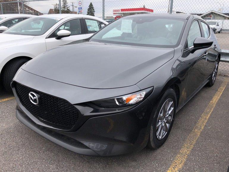 2019 Mazda Mazda3 GX