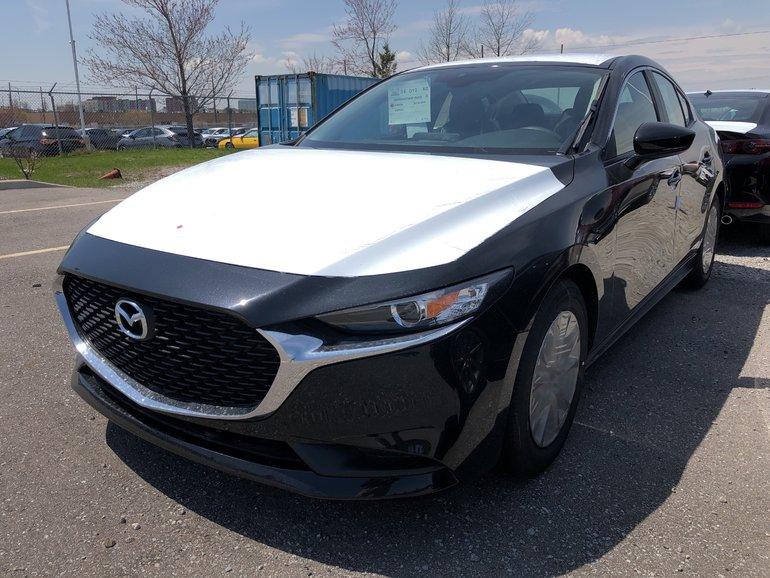 Mazda Mazda3 GX at 2019
