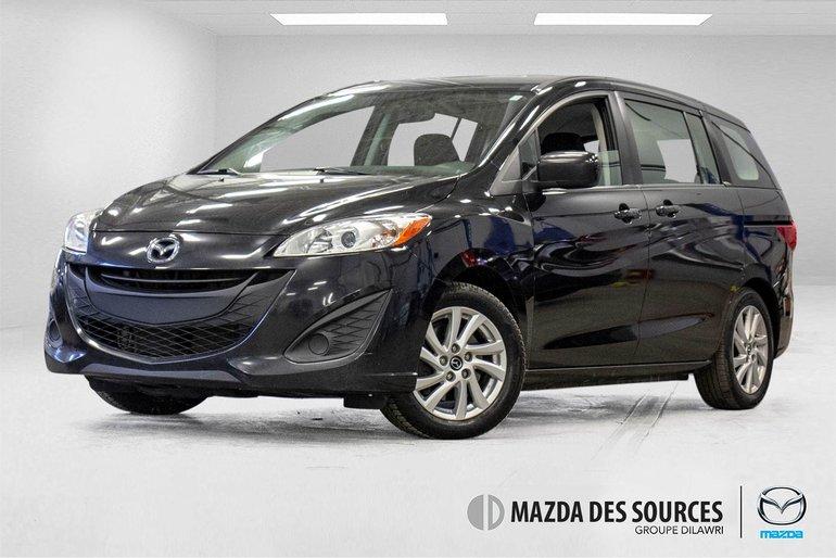 2014  Mazda5 GS Bluetooth Cruise Control AC
