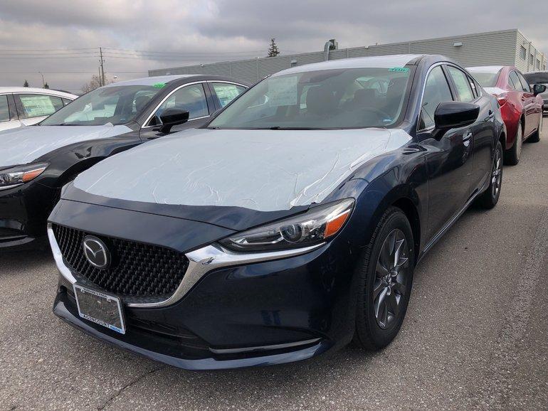 2018 Mazda Mazda6 GS-L 2.5L T at (2)