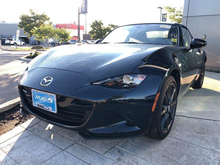 Mazda MX-5 RF GS 6sp 2017