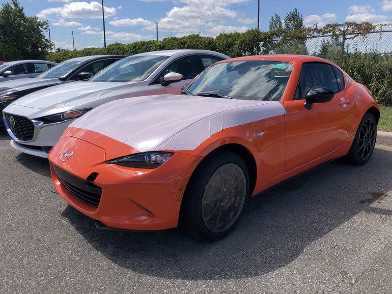 2019 Mazda MX-5 RF 30th Anniversary 6sp