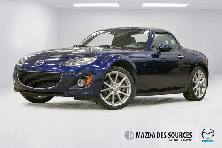 Mazda MX-5 Touring Hard Top 2011