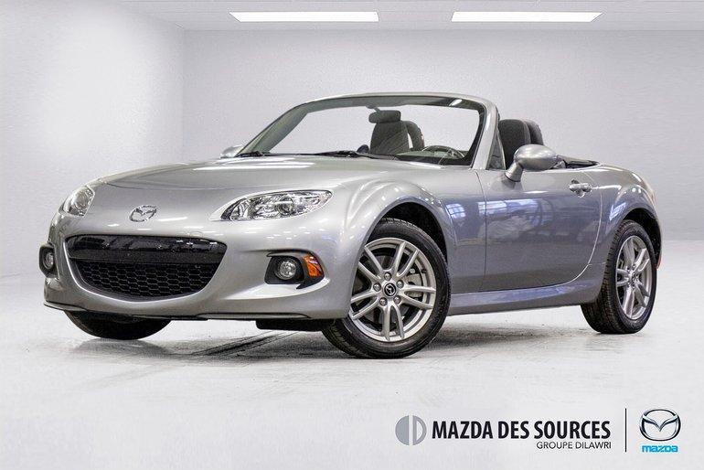 2013 Mazda MX-5 GX MT AC COMME NEUF
