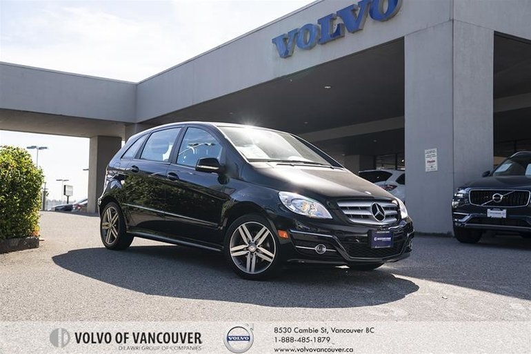 2011 Mercedes-Benz B200 Turbo