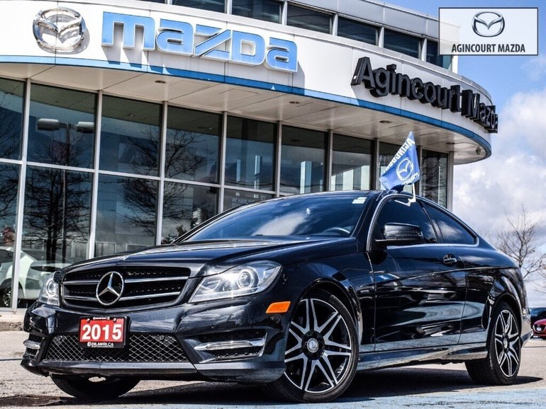 2015 Mercedes-Benz C350 4MATIC   On Sale   Winter Tires   BlindSpot   Navi