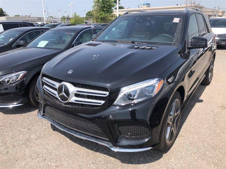2018 Mercedes-Benz GLE GLE 550e