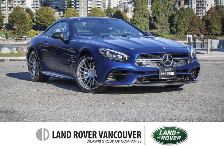 2017 Mercedes-Benz SL63 AMG Roadster