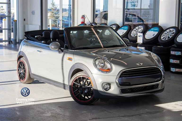 Used 2016 Mini Cooper Convertible D Grey 43742 Km For Sale