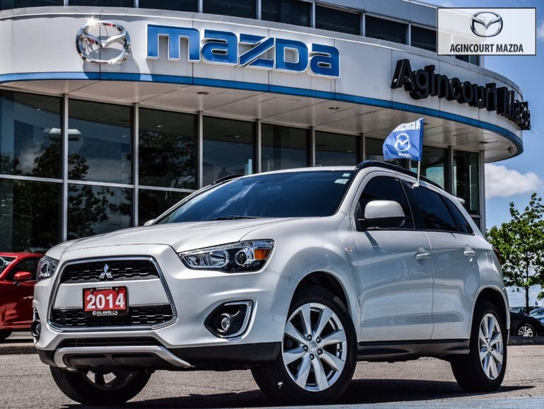 2014 Mitsubishi RVR SE Limited Edition   Tints   Bluetooth   Htd Sts