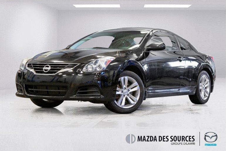 Nissan Altima 2.5 S Sieges chauffants toit ouvrant 2012
