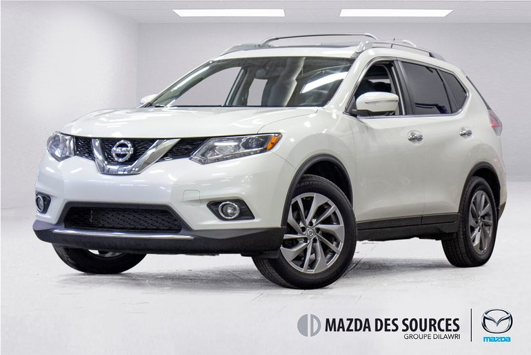 Nissan Rogue SL AWD TOIT OUVRANT 2015