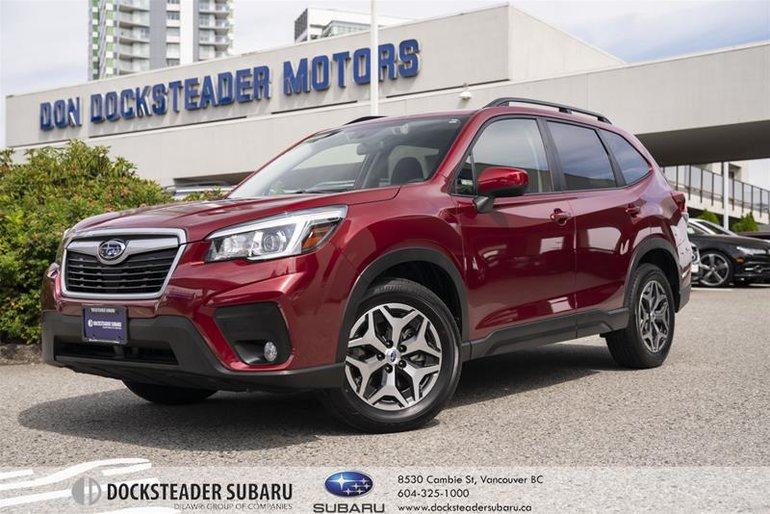 2019 Subaru Forester Touring w/ Eyesight CVT