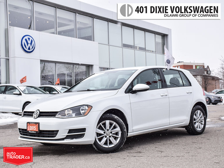 2015 Volkswagen Golf 5-Dr 1.8T Trendline at Tip *Automatic*. Clean