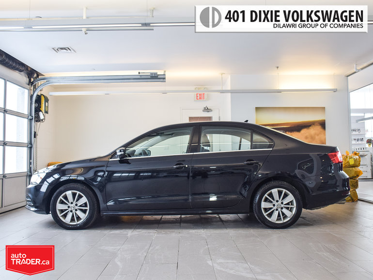 2015 Volkswagen Jetta Trendline Plus 2.0 6sp w/Tip NO Accidents, Power S