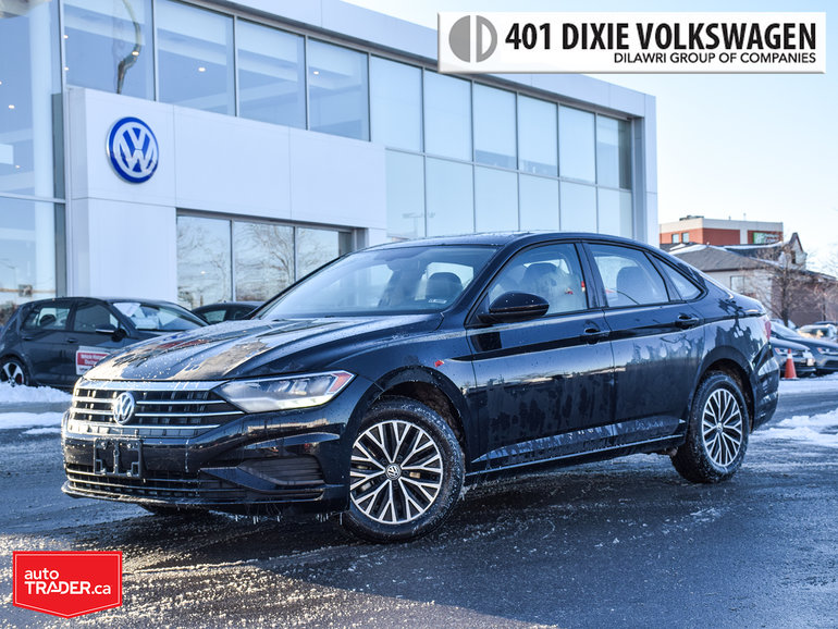 2019 Volkswagen Jetta Highline 1.4T 8sp w/Tip Like NEW !! LOW KMS !