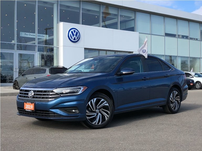2019 Volkswagen Jetta Execline 1.4T 8sp at w/Tip Formal vw Company Demo,