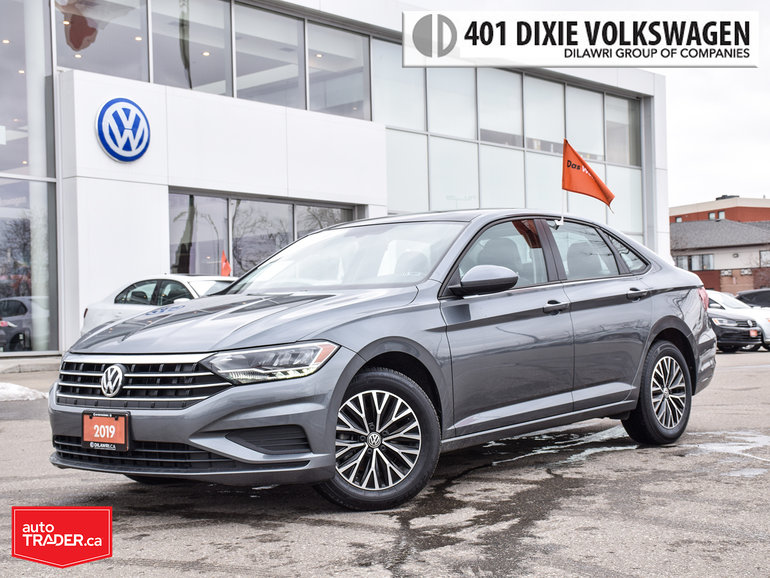 2019 Volkswagen Jetta Highline 1.4T 8sp w/Tip LOW KMS Clean/ Like NEW