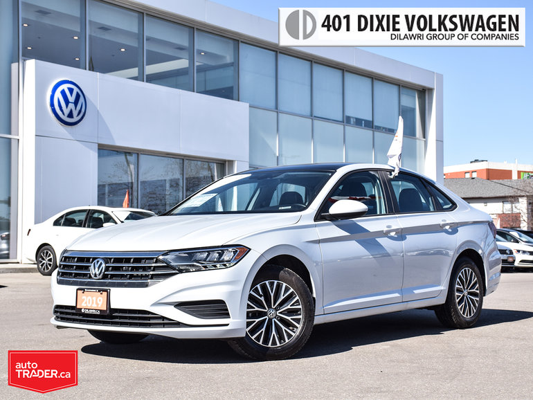 2019 Volkswagen Jetta Highline 1.4T 8sp w/Tip LOW KMS/Like NEW/