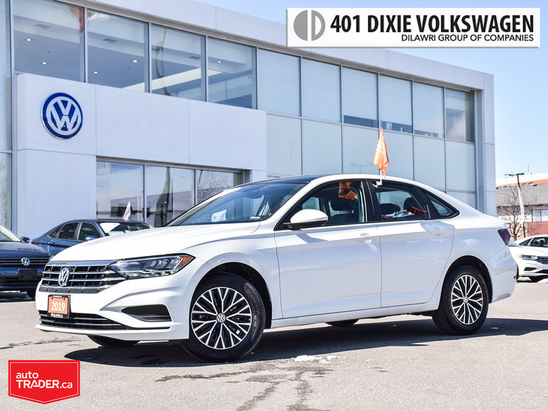 2019 Volkswagen Jetta Highline 1.4T 8sp w/Tip LowkmS/NO Accidents/Power